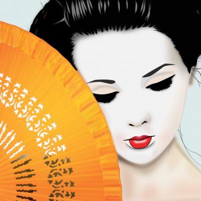 kabuki-illustration